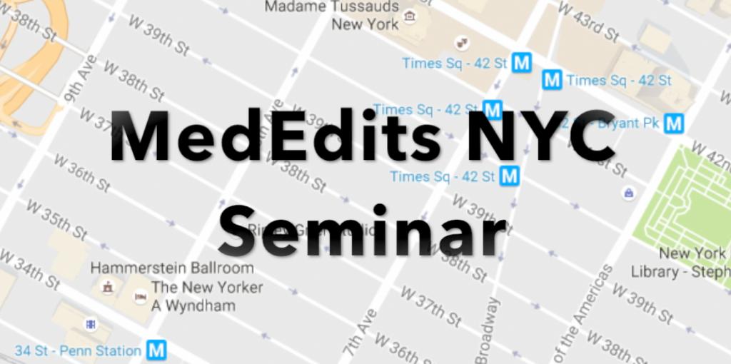 FREE New York City Medical School & Residency Admissions Seminars/Webcast